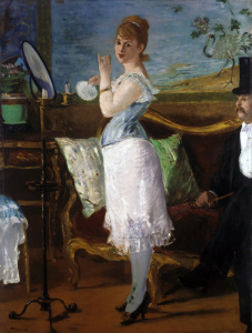 Picture no: 30005390 Edouard Manet / Nana / 1877 Created by: Manet, Edouard