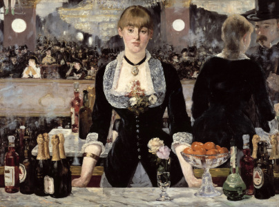 Picture no: 30005402 Edouard Manet/Bar at the Folies-Bergere Created by: Manet, Edouard