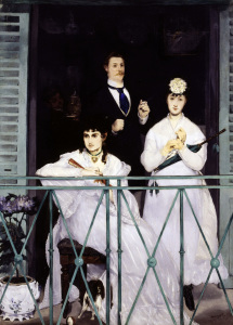 Picture no: 30005412 Manet / The Balcony / 1868 Created by: Manet, Edouard
