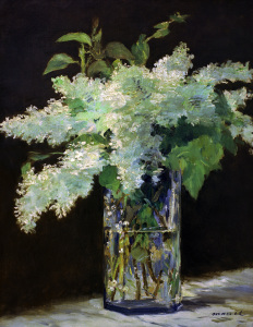 Picture no: 30005426 Manet / Lilac bouquet / 1882 Created by: Manet, Edouard