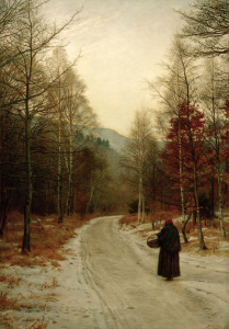 Picture no: 30005914 J.E.Millais, 'Glen Birnam' Created by: Millais, Sir John Everett