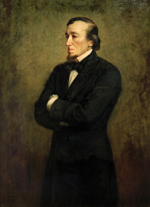 Picture no: 30005928 #enjamin Disraeli / Millais Created by: Millais, Sir John Everett