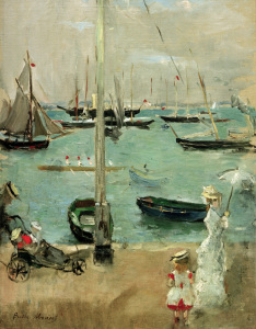 Picture no: 30005968 B.Morisot, West Cowes, Isle of Wight Created by: Morisot, Berthe