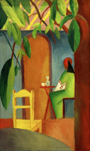Picture no: 30006212 A.Macke, Türkisches Cafe II Created by: Macke, August