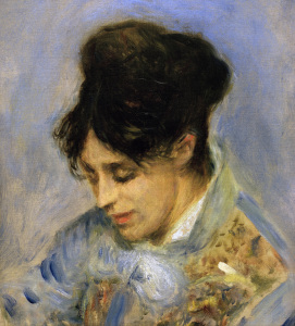 Picture no: 30006578 Renoir / Madame Monet / 1872 Created by: Renoir, Pierre-Auguste