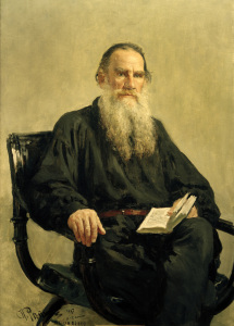 Picture no: 30006720 Leo Tolstoi / Gem.v. I.J.Repin Created by: Repin, Ilja Jefimowitsch