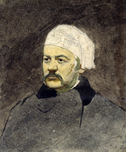 Picture no: 30006834 Michail I. Glinka / Aquarell v.Repin Created by: Repin, Ilja Jefimowitsch