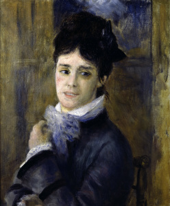 Picture no: 30007008 Renoir / Madame Monet / 1872 Created by: Renoir, Pierre-Auguste