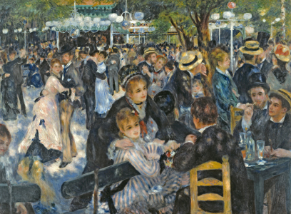 Picture no: 30007068 A.Renoir, Moulin de la Galette Created by: Renoir, Pierre-Auguste