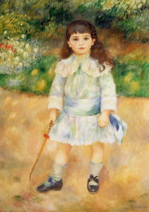 Picture no: 30007072 Renoir / Boy with small whip / 1885 Created by: Renoir, Pierre-Auguste
