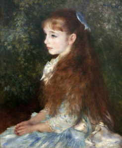 Picture no: 30007104 Renoir / Irene Cahen d'Anvers / 1880 Created by: Renoir, Pierre-Auguste