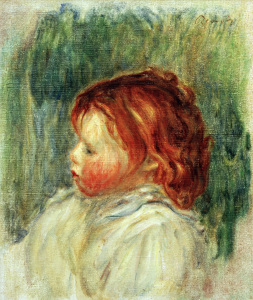 Picture no: 30007106 A.Renoir, Kinderbildnis Created by: Renoir, Pierre-Auguste