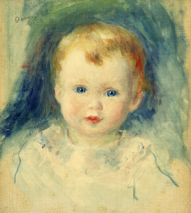 Picture no: 30007110 A.Renoir, Kinderbildnis Created by: Renoir, Pierre-Auguste