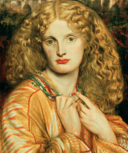 Picture no: 30007170 D.G.Rossetti, Helen of Troy Created by: Rossetti, Dante Gabriel