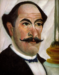 Picture no: 30007206 Henri Rousseau, Self-portrait 1903 Created by: Rousseau, Henri Julien Felix