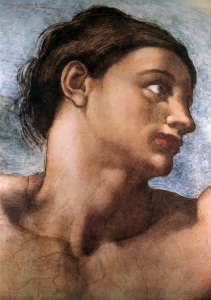 Picture no: 30007326 Michelangelo / Creation of Adam / Detail Created by: Buonarroti, Michelangelo (Michelangelo di Lodovico Buonarroti Simoni)