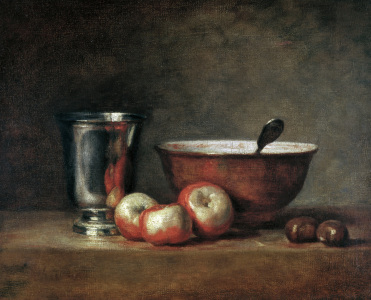 Picture no: 30007499 Chardin / Still-life / c. 1760 Created by: Chardin, Jean Siméon