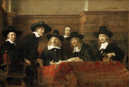Picture no: 30007569 Rembrandt, Die Staalmeesters Created by: Rembrandt Harmenszoon van Rijn