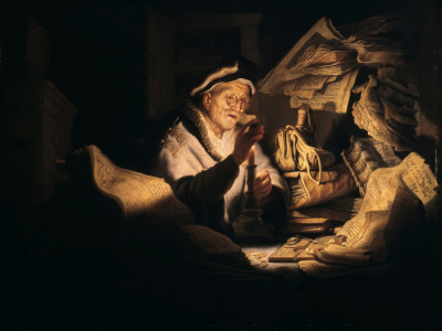 Picture no: 30007679 Rembrandt / The Money Changer / 1627 Created by: Rembrandt Harmenszoon van Rijn