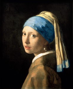 Picture no: 30007897 Vermeer /Girl with pearl earring /c.1665 Created by: Jan Vermeer van Delft