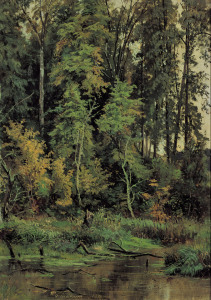 Picture no: 30007981 Shishkin / Autumn / Painting Created by: Schischkin, Iwan Iwanowitsch
