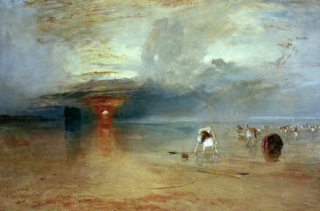 Picture no: 30008015 William Turner, Strand von Calais Created by: Turner, Joseph Mallord William