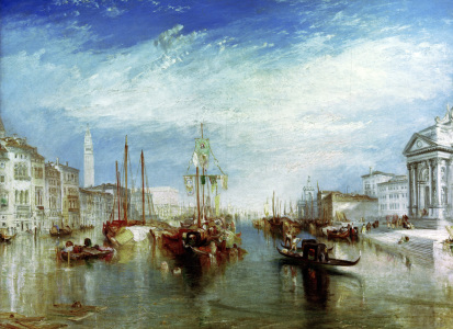 Picture no: 30008017 Venedig, Canal Grande / Gem.von W.Turner Created by: Turner, Joseph Mallord William