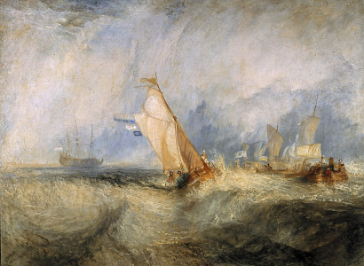 Picture no: 30008065 Turner /van Tromp Cruising into the Wind Created by: Turner, Joseph Mallord William