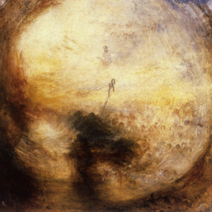 Picture no: 30008091 Light and Colour / J.W.W.Turner / 1843 Created by: Turner, Joseph Mallord William