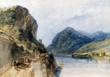Picture no: 30008123 William Turner, Der Drachenfels Created by: Turner, Joseph Mallord William
