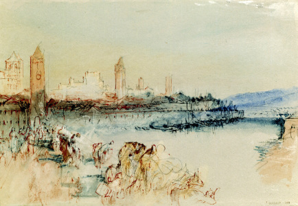 Picture no: 30008171 William Turner, Regensburg Created by: Turner, Joseph Mallord William