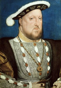 Picture no: 30008189 Henry VIII of England / Paint.Holbein Created by: Hans Holbein der Jüngere