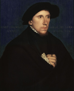 Picture no: 30008243 Henry Howard of Surrey / H.Holbein th.Y. Created by: Hans Holbein der Jüngere