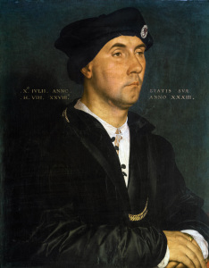 Picture no: 30008251 Sir Richard Southwell/ Painting/ Holbein Created by: Hans Holbein der Jüngere