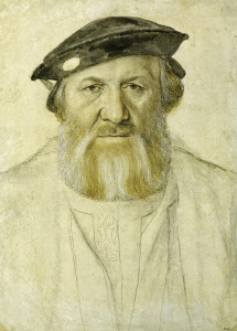 Picture no: 30008259 Holbein t.Y./ Charles de Solier/1534-35 Created by: Hans Holbein der Jüngere