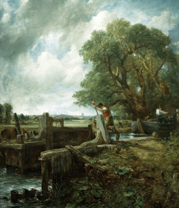 Picture no: 30008369 John Constable / The lock / 1824 Created by: Constable, John