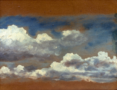Picture no: 30008393 J.Constable, Cloud Study. Created by: Constable, John