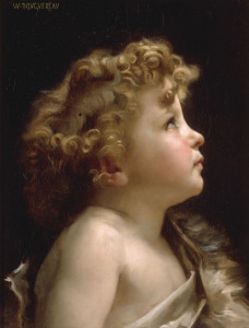 Picture no: 30008715 W,Bouguereau, Young John the Baptist. Created by: Bouguereau, William Adolphe