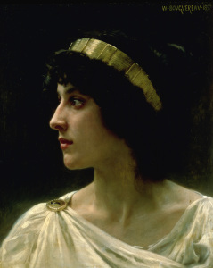Picture no: 30008731 W.Bouguereau, Iréne, 1897. Created by: Bouguereau, William Adolphe