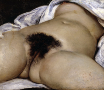 Picture no: 30008919 G.Courbet / Origin of the World / 1866 Created by: Courbet, Gustave