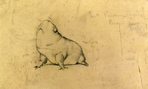 Picture no: 30009232 E.Burne-Jones, Bull Frog Created by: Burne-Jones, Edward