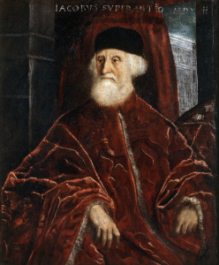 Picture no: 30009389 Jacopo Soranzo th.E./ Tintoretto /c.1550 Created by: Tintoretto, Jacopo