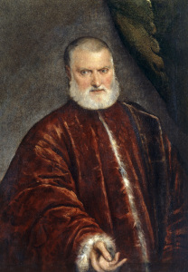 Picture no: 30009407 Antonio Cappello / Ptg.by Tintoretto Created by: Tintoretto, Jacopo