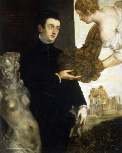 Picture no: 30009561 Ottavio Strada, painting, Tintoretto Created by: Tintoretto, Jacopo