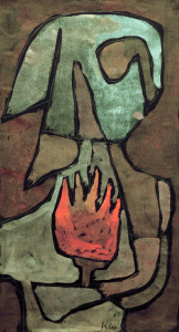 Picture no: 30009588 P.Klee, She Guards the Flame / 1939 Created by: Klee, Paul