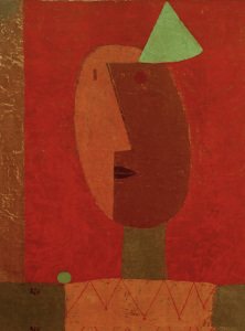 Picture no: 30009594 P.Klee, Clown / 1929 Created by: Klee, Paul
