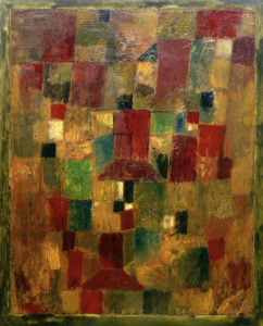 Picture no: 30009598 P.Klee, Town in the Autumn Sun / 1921 Created by: Klee, Paul