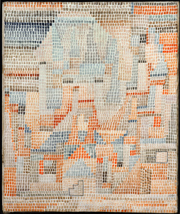 Picture no: 30009640 P.Klee, Ruins of Git / 1931 Created by: Klee, Paul