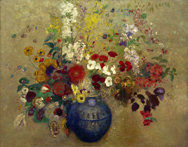 Picture no: 30009676 Redon / Bouquet of Flowers / 1909 Created by: Redon, Odilon