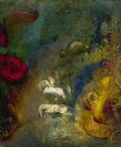 Picture no: 30009770 O.Redon, Apollo's Chariot / Painting / c Created by: Redon, Odilon